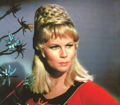 Guide To Star Trek Excelsior Janice Rand