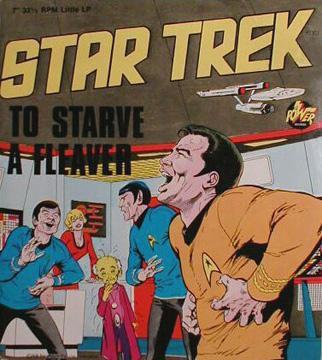 Image result for star trek records